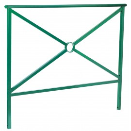 Barrière sobre - main courante L. 150 cm