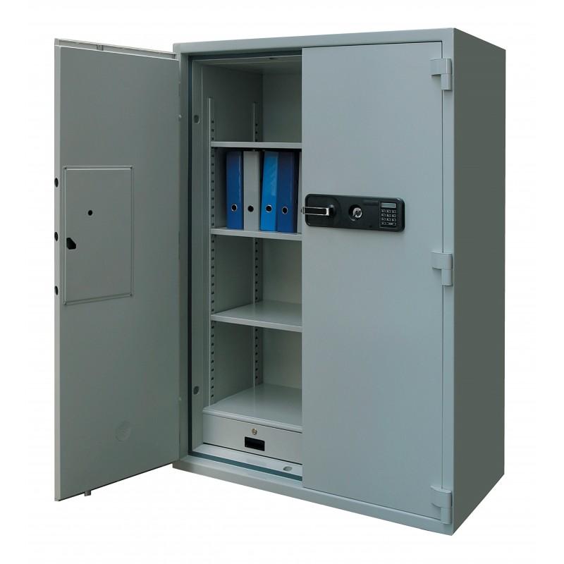 armoire forte ignifuge papier 762 litres 2 portes. Black Bedroom Furniture Sets. Home Design Ideas