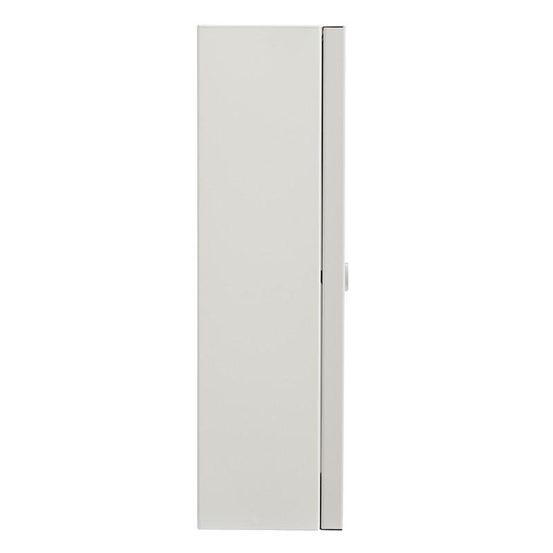 armoire pharmacie en m tal 1 porte avec serrure cl. Black Bedroom Furniture Sets. Home Design Ideas