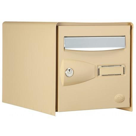 bo te aux lettres probox ext rieure en acier 2 portes double face. Black Bedroom Furniture Sets. Home Design Ideas