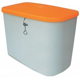 Bacs à sel compact 130 litres