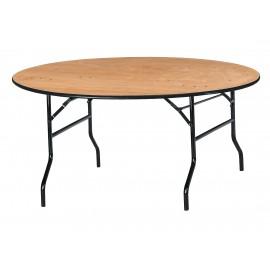 Table POLYVALENTE Ø 152 cm